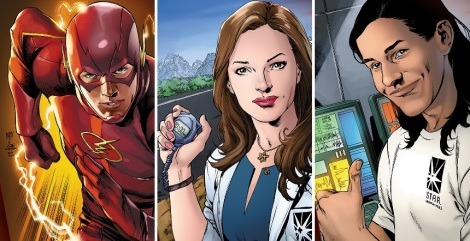 The-Flash-character-bios